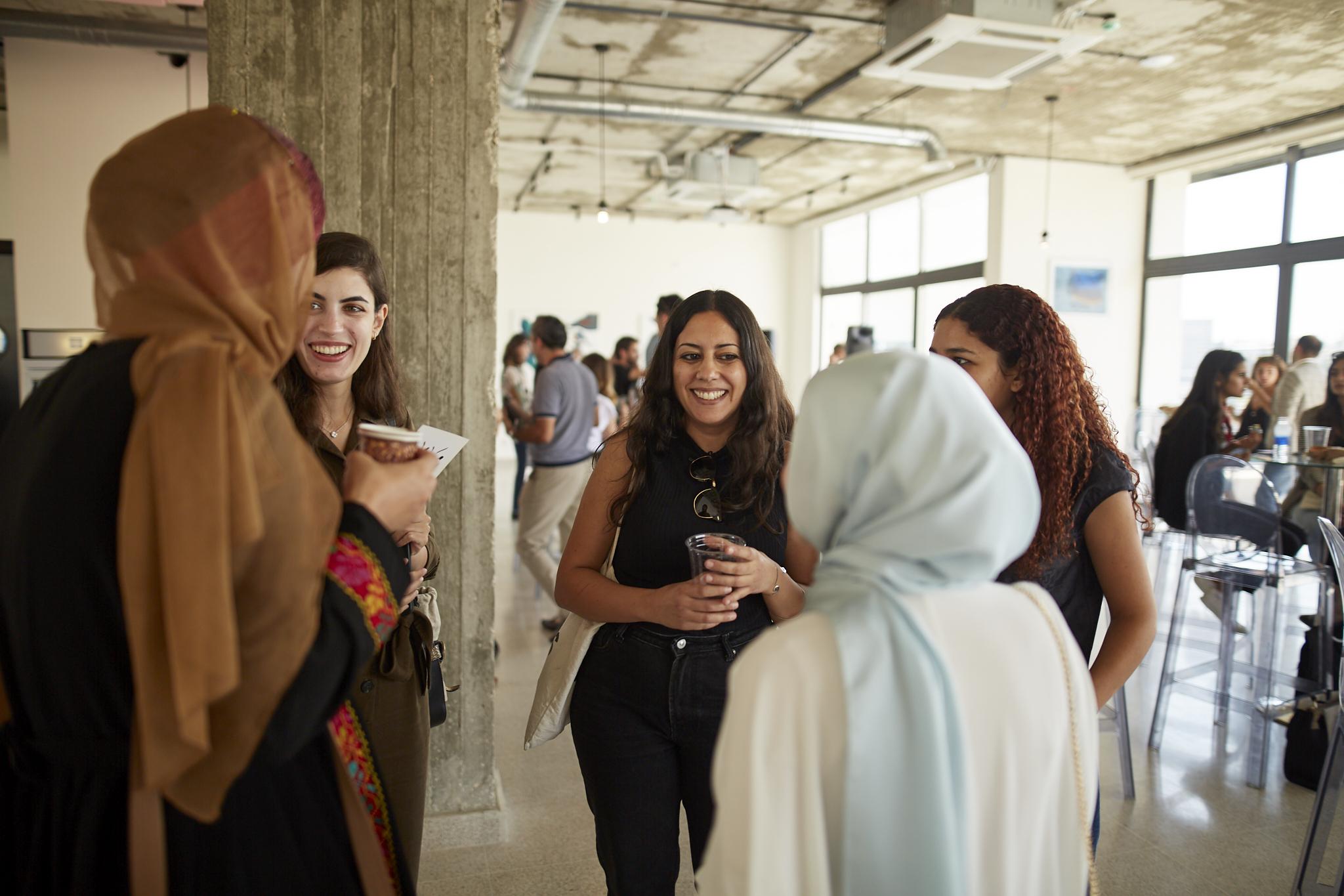 Amman Design Week Networking Event