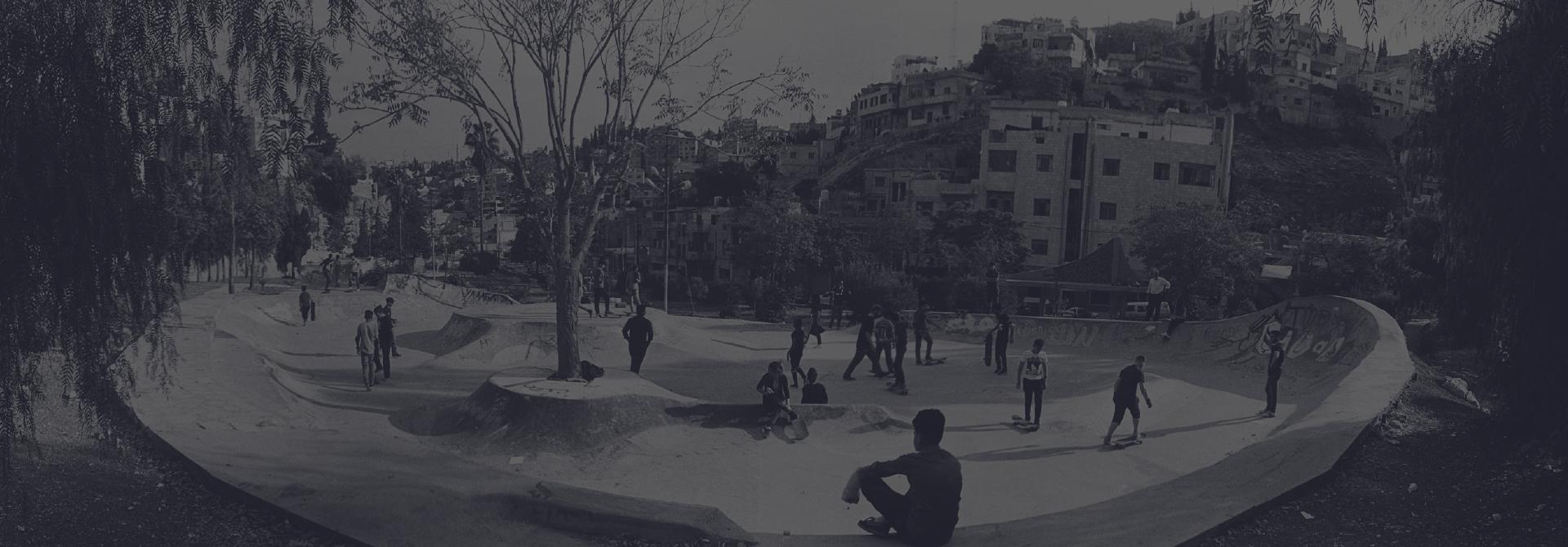01 Urban Park Feature