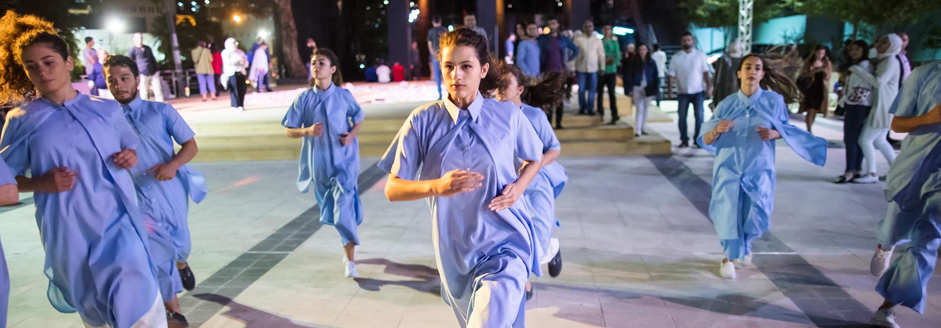 2017 Loop Performance by Shireen Talhouni