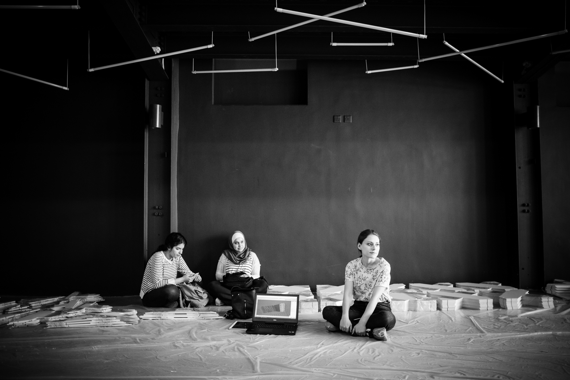 خلف الكواليس: أسبوع عمّان للتصميم 2017