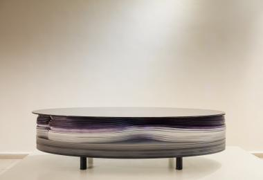 The Table of the Black Iris, 2017