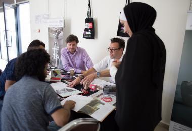 معرض الجامعات البريطانيّة للتصميم 2016