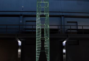Minaret Installation
