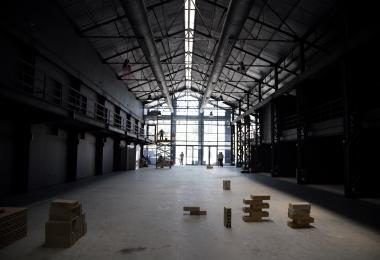 The Hangar Exhibition space
