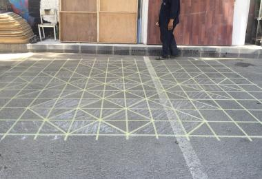 Prototyping the new pedestrian crossing