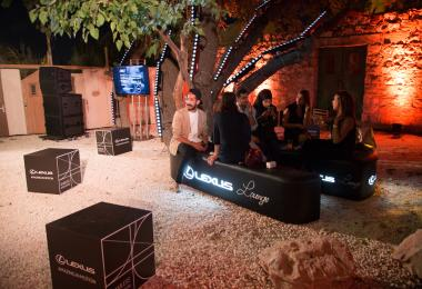 فعالية أسبوع عمان للتصميم 2016 برعاية الشركة المركزية LEXUS