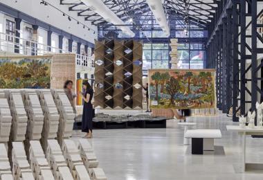 The Hangar Exhibition 2019 Amman Design Week