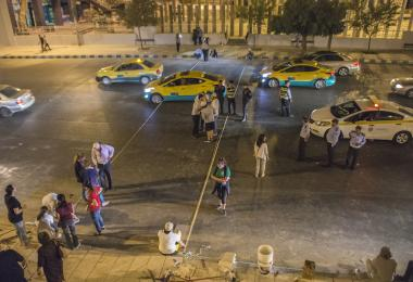 Behind the Scenes: Urban Interventions 2016 Amman Design Week