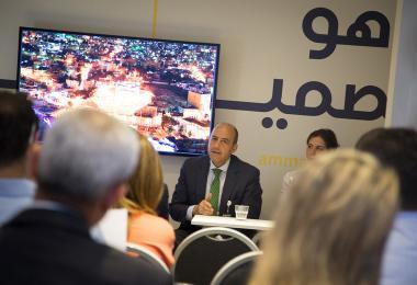 Press Conference 2016 Amman Design Week