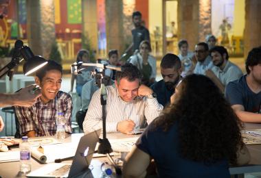 Talks 2016 Amman Design Week