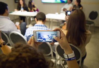 Launch Tweetup 2016 Amman Design Week