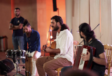 amman design week music performance