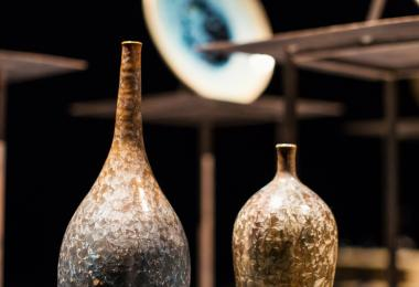 Crystalline Pottery (2017)
