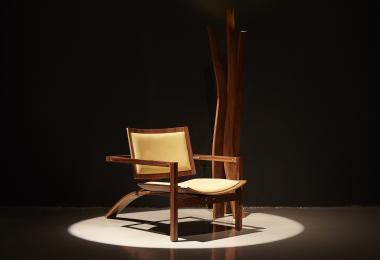 C Chair & Trio Light (2017)