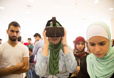 The MakerSpace 2016 Amman Design Week