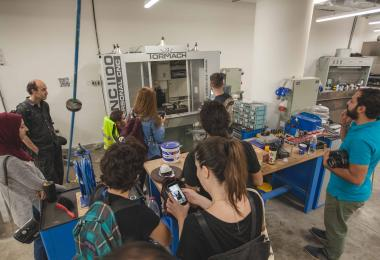 Food and Agritech Maker Residency