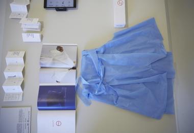 hale: an upgrade on patient attire, 2018