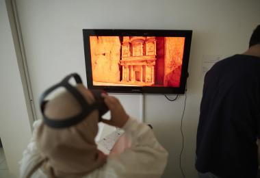 Petra VR, 2019
